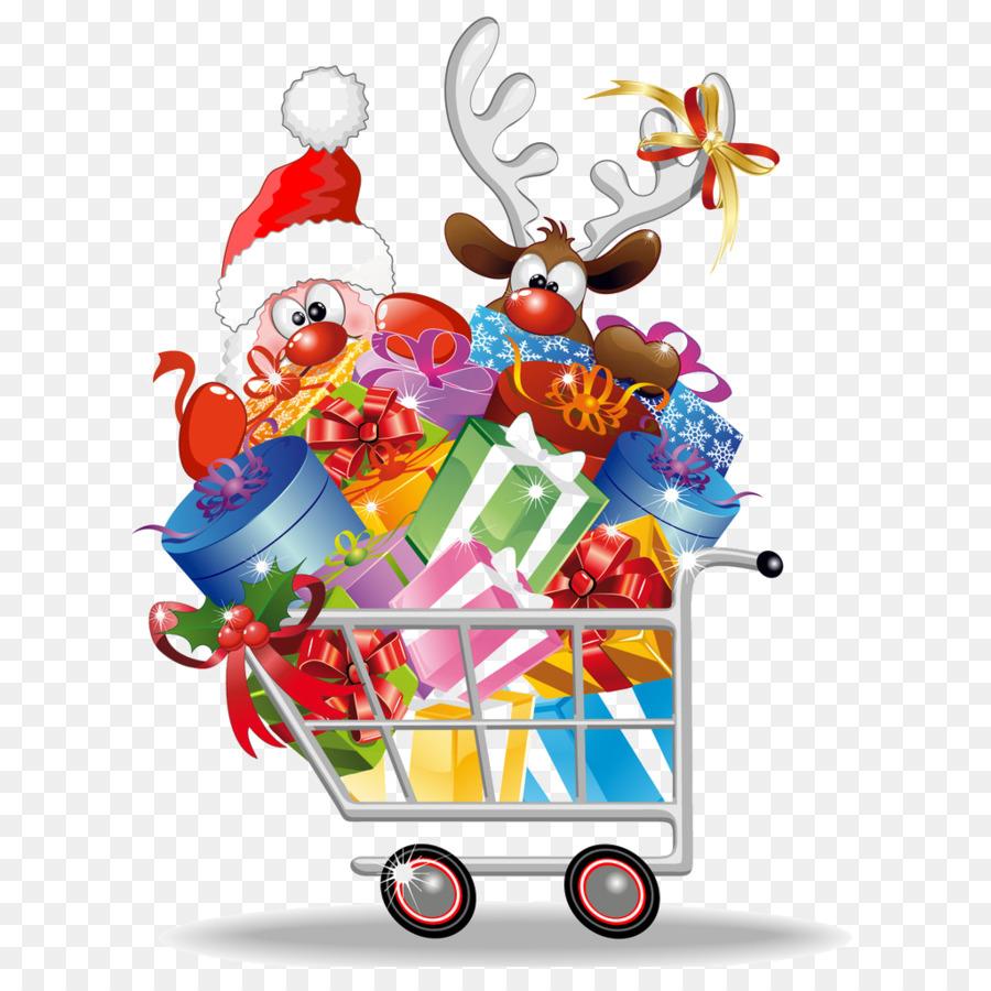 Descarga gratuita de Santa Claus, Regalo, La Navidad Imágen de Png