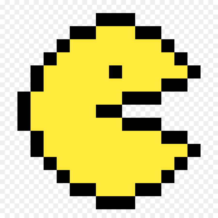 Descarga gratuita de Pacman, Pacman World 3, Pixel Art imágenes PNG