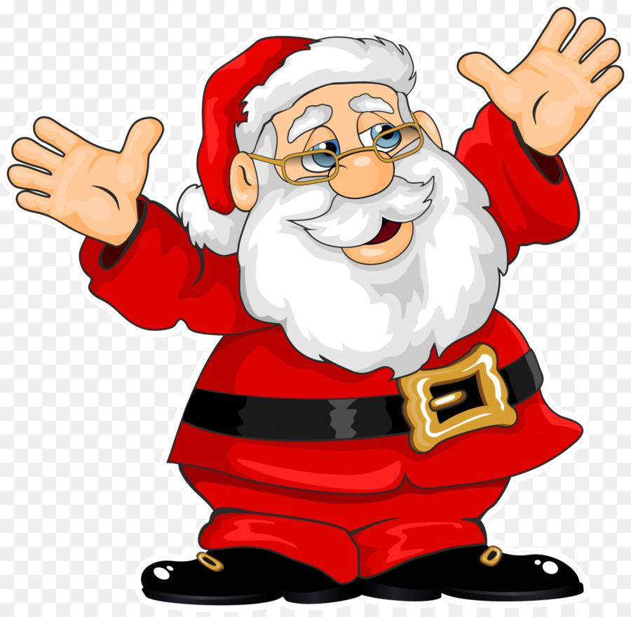 Descarga gratuita de Santa Claus, Rudolph, La Navidad Imágen de Png