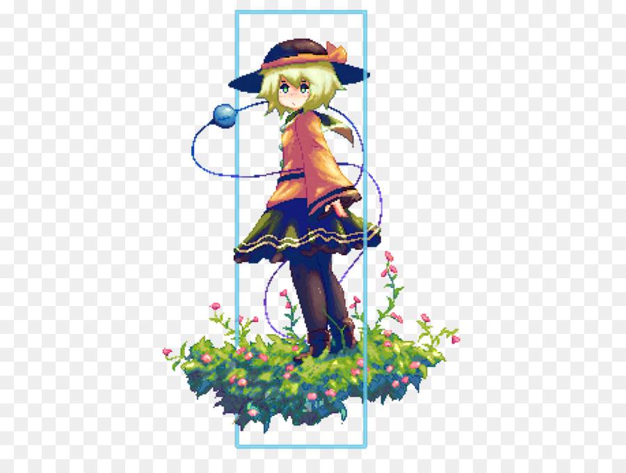 Descarga gratuita de Pixel Art, Studio Ghibli, Arte Imágen de Png