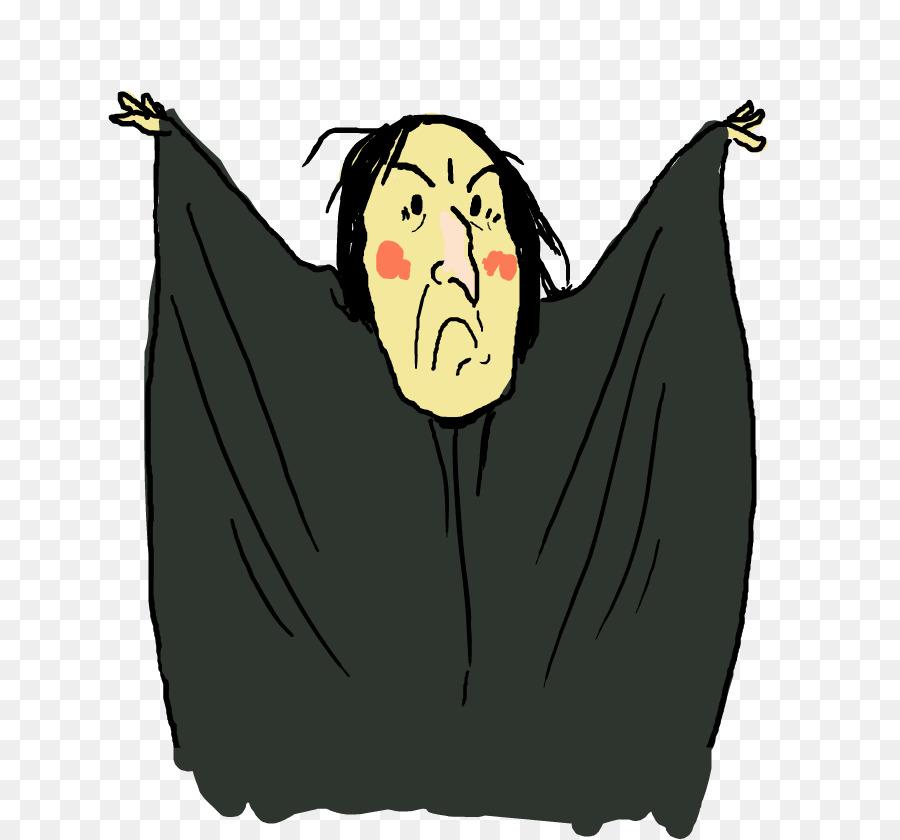 Descarga gratuita de El Profesor Severus Snape, Fan Art, Comics Imágen de Png
