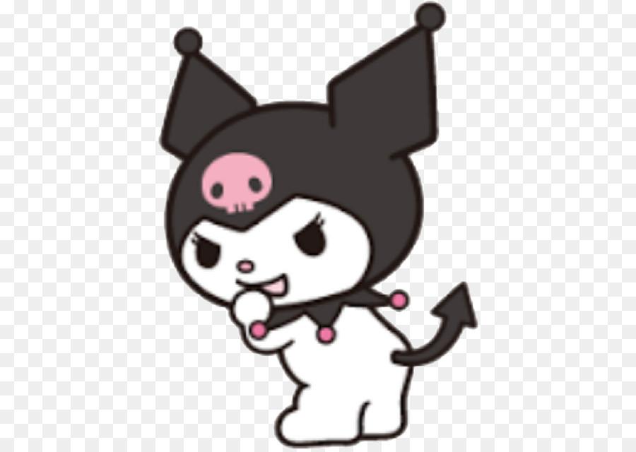 Descarga gratuita de Hello Kitty, Mi Melodía, Kuromi Imágen de Png
