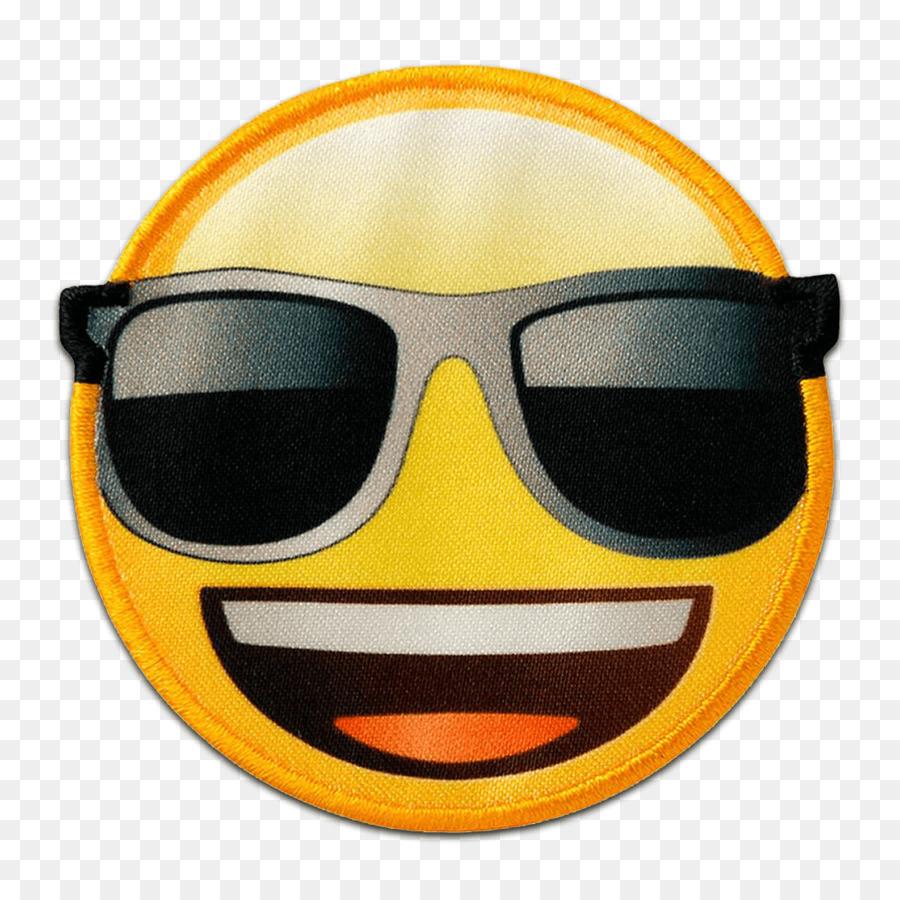 Descarga gratuita de Emoji, Gafas De Sol, Sonrisa imágenes PNG