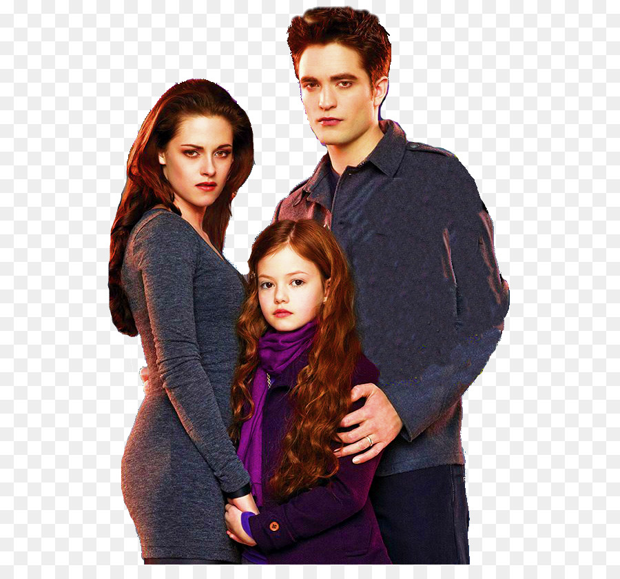 Descarga gratuita de Mackenzie Foy, Kristen Stewart, Robert Pattinson Imágen de Png