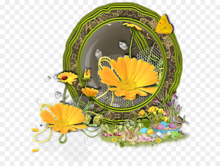 Descarga gratuita de Diseño Floral, Maceta Imágen de Png