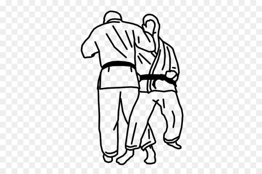 Karate Dibujo Libro Para Colorear Imagen Png Imagen Transparente