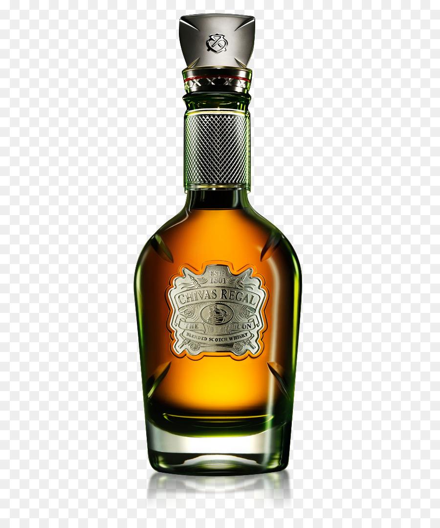 Descarga gratuita de Chivas Regal, Whisky, Blended Whisky Imágen de Png