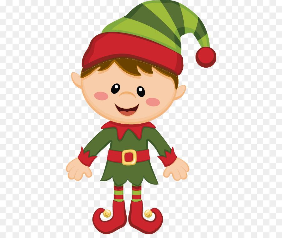 Descarga gratuita de Santa Claus, La Navidad Elf, Duende Imágen de Png