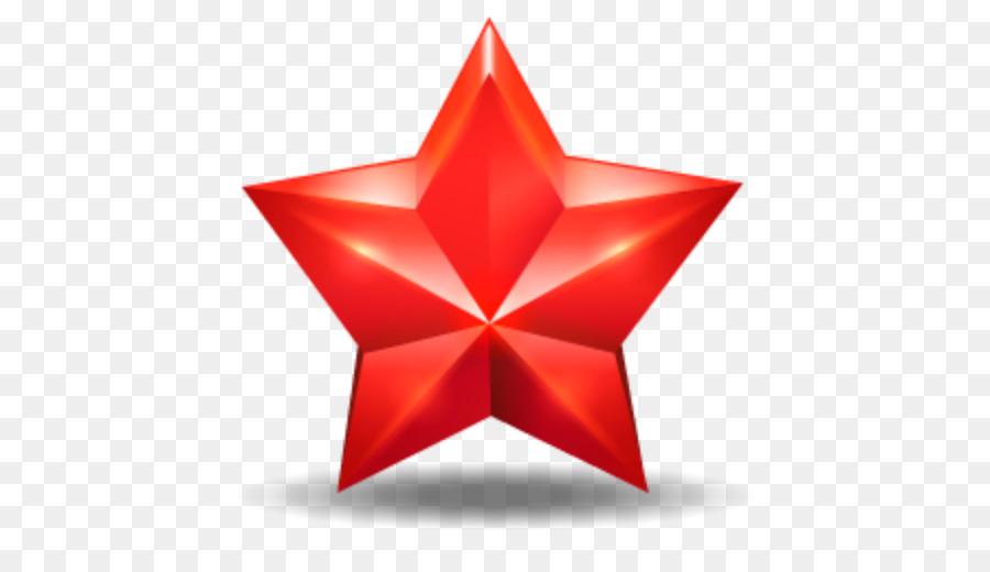 Descarga gratuita de Estrella Roja, Iconos De Equipo, Rojo Imágen de Png