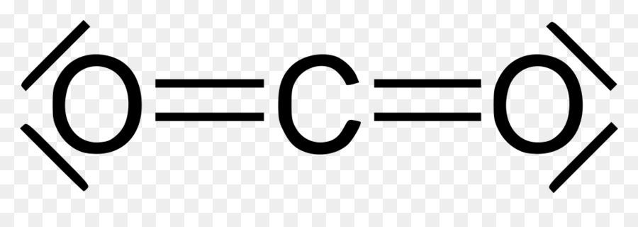La Estructura De Lewis La Química El Dióxido De Carbono
