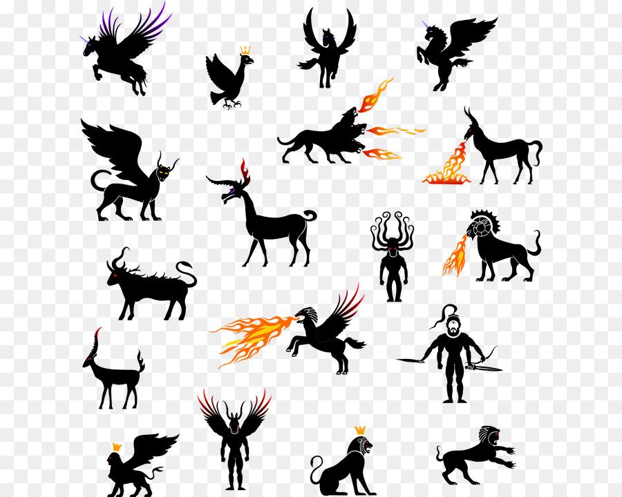 Descarga gratuita de Una Criatura Legendaria, De Cuento De Hadas, Monstruo imágenes PNG