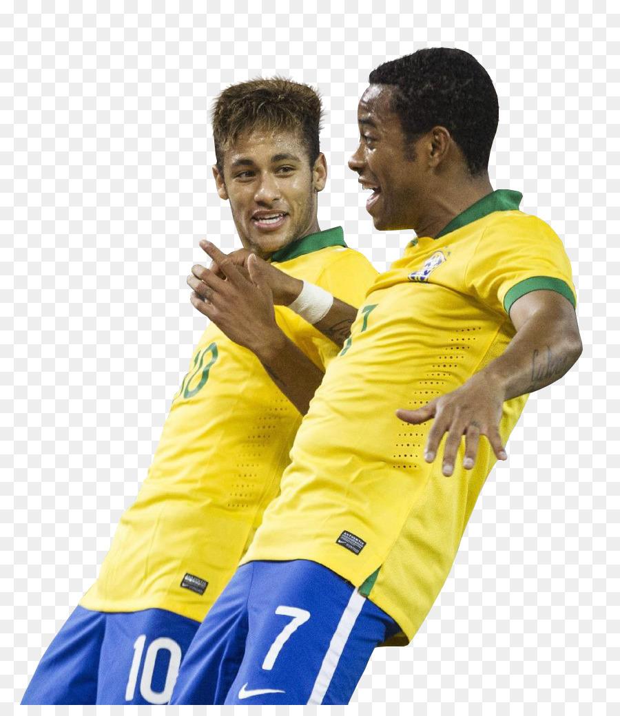 Descarga gratuita de Robinho, Neymar, El Equipo Nacional De Fútbol De Brasil imágenes PNG