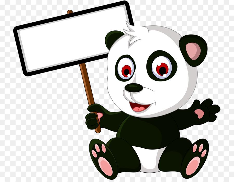 Descarga gratuita de El Panda Gigante, Oso, Dibujo Imágen de Png
