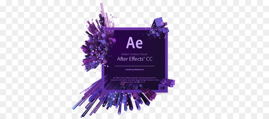 Descarga gratuita de Adobe Creative Cloud, Adobe After Effects, Los Efectos Visuales Imágen de Png