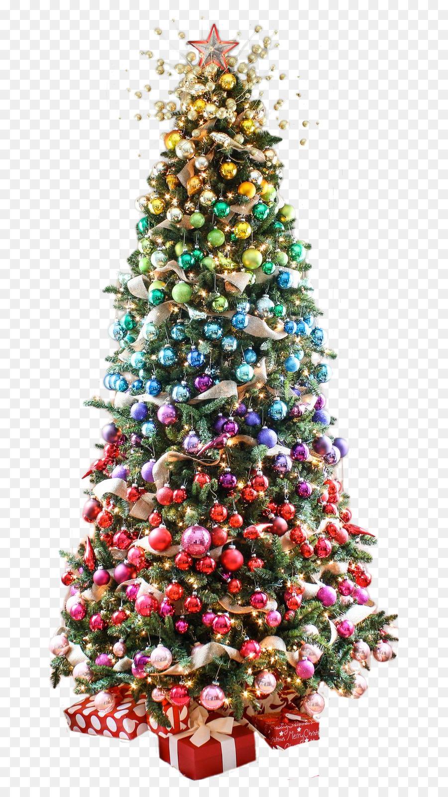 Descarga gratuita de árbol De Navidad, La Navidad, árbol De Navidad Artificial Imágen de Png