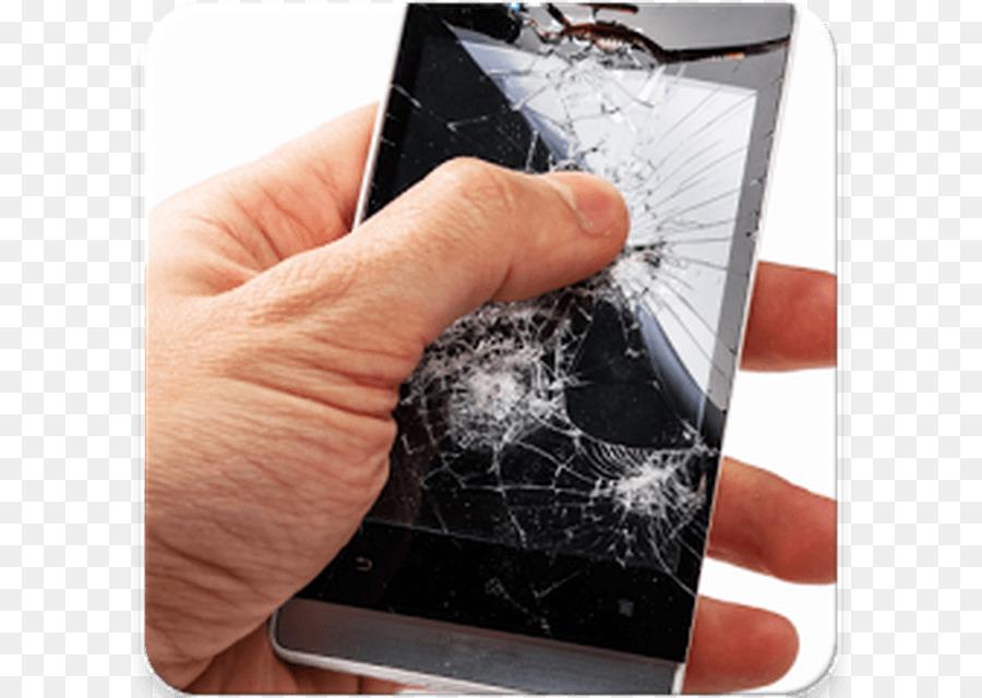Descarga gratuita de Smartphone, Pantalla Rota Broma, Pantalla Rota imágenes PNG