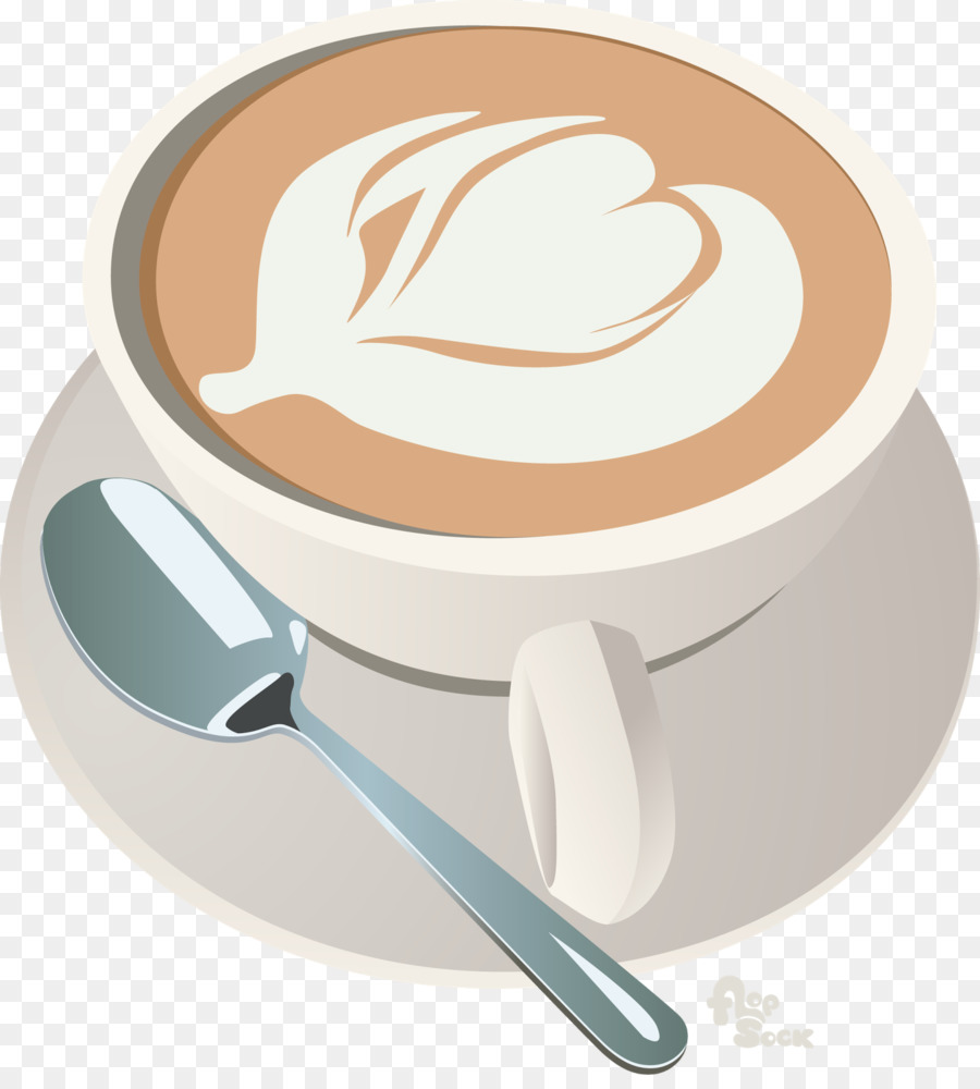 Descarga gratuita de Latte, Nunca Llegó A, Café imágenes PNG