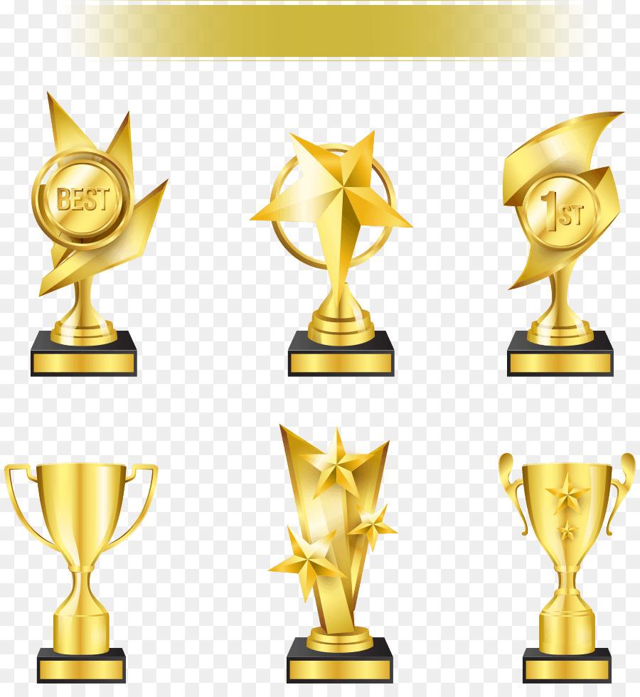 Descarga gratuita de Trofeo, Premio, Oro Imágen de Png