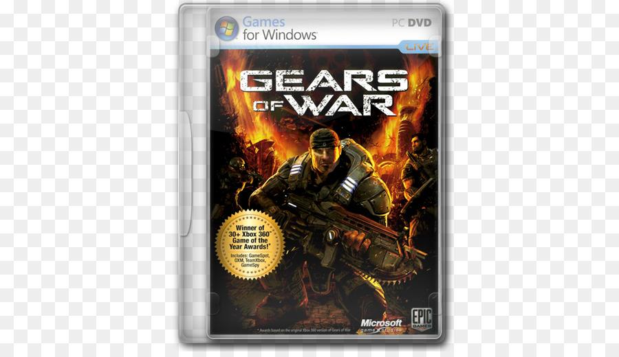 Descarga gratuita de Gears Of War 2, Gears Of War 3, Gears Of War 4 imágenes PNG