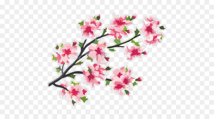 Descarga gratuita de De Los Cerezos En Flor, Flor, Rama Imágen de Png