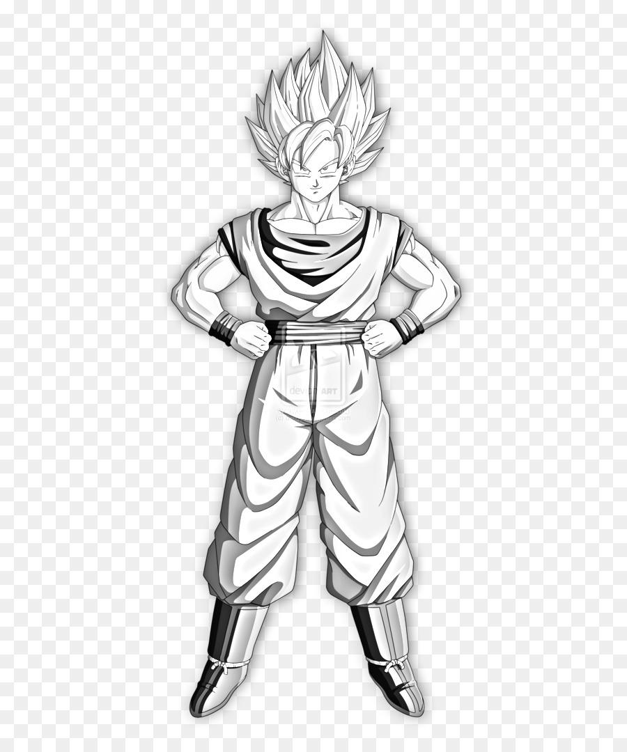 Descarga gratuita de Goku, Vegeta, Super Saiyajin Imágen de Png