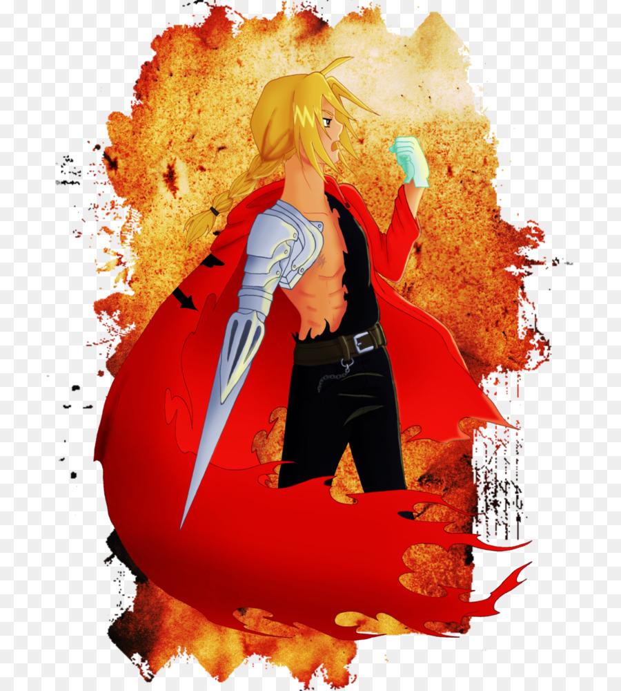 Descarga gratuita de Winry Rockbell, Edward Elric, Dibujo Imágen de Png