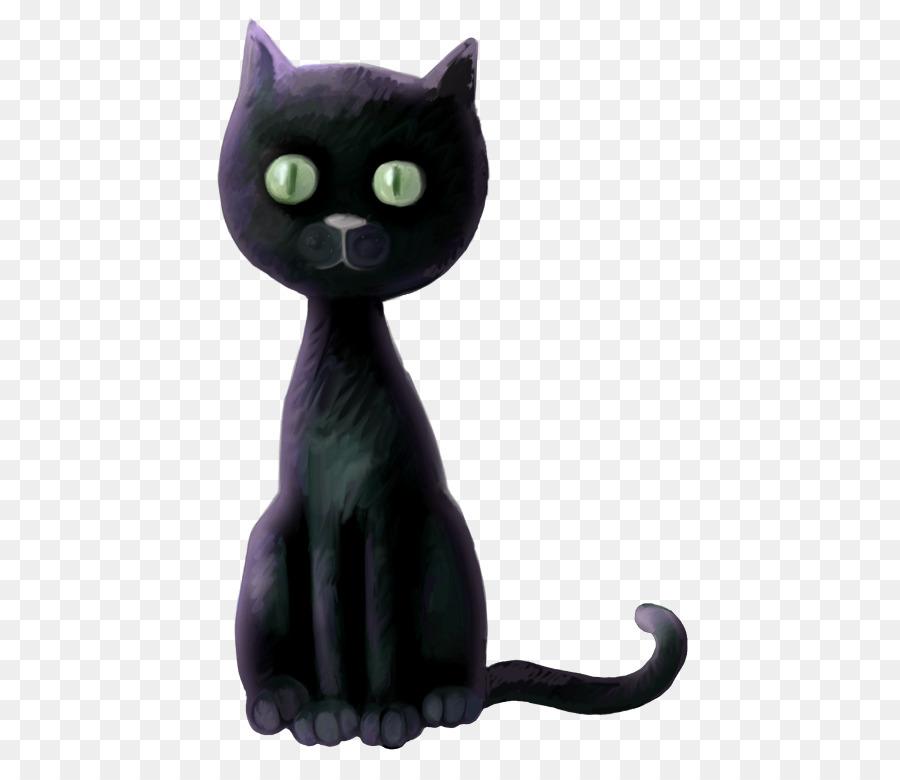 Descarga gratuita de Gato Negro, Bombay Gato, Korat Imágen de Png