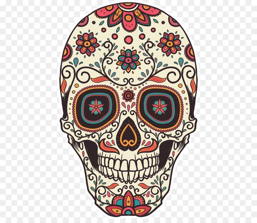 Descarga gratuita de Calavera, La Cocina Mexicana, Día De Los Muertos Imágen de Png