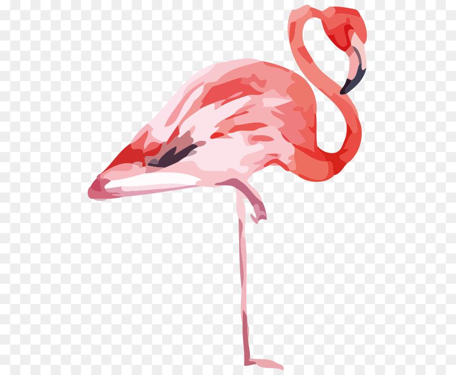 Descarga gratuita de Pintura A La Acuarela, Dibujo, Flamingo Imágen de Png