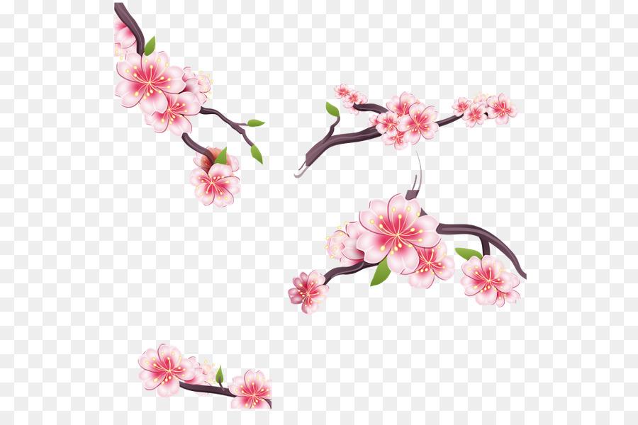 Descarga gratuita de Flor, De Los Cerezos En Flor, árbol Imágen de Png