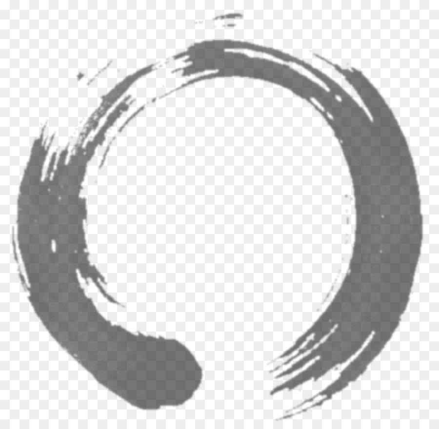 Descarga gratuita de Ensō, Zen, El Budismo imágenes PNG