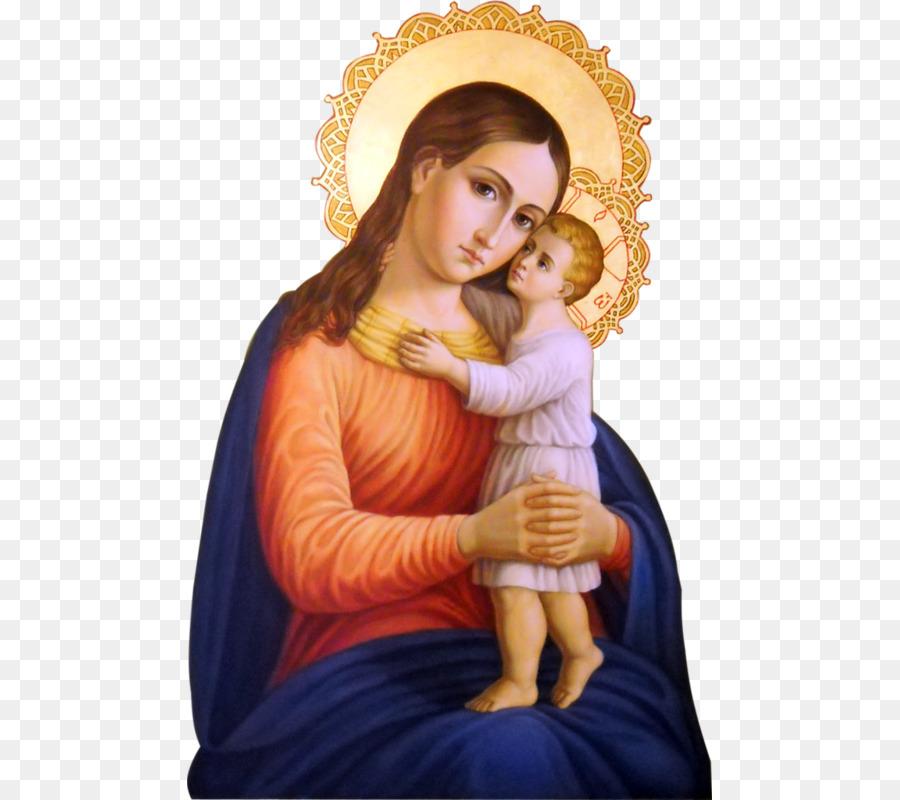 Descarga gratuita de María, Nazaret, Eleusa Icono Imágen de Png