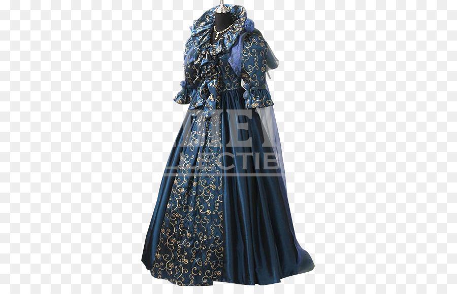 Edad Media Vestido Inglés Medieval Ropa Imagen Png