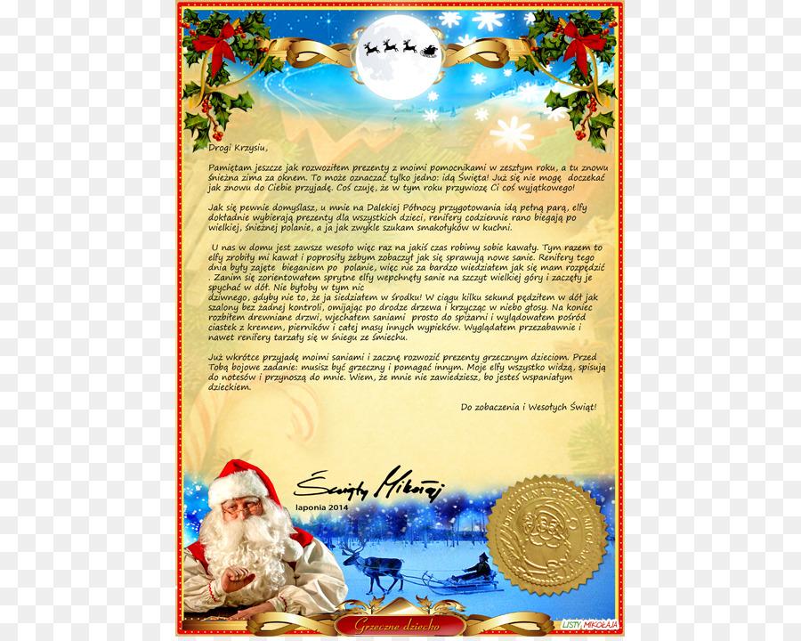 Descarga gratuita de Santa Claus, Santa Secreto, Carta Imágen de Png