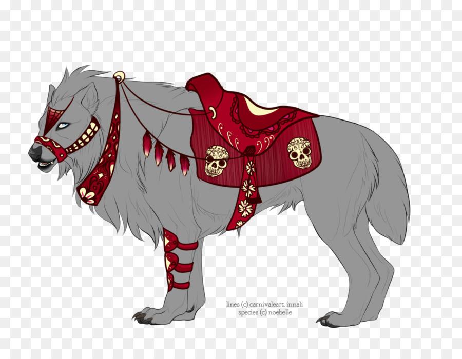 Descarga gratuita de Lobo Gris, Pony, Arte Imágen de Png