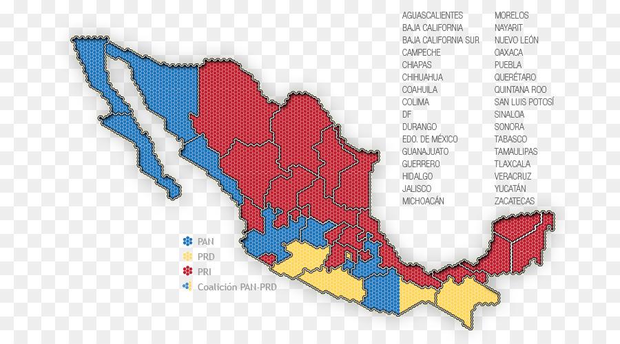 Descarga gratuita de La Ciudad De México, Mapa, Mexicounited Los Estados De La Frontera Imágen de Png