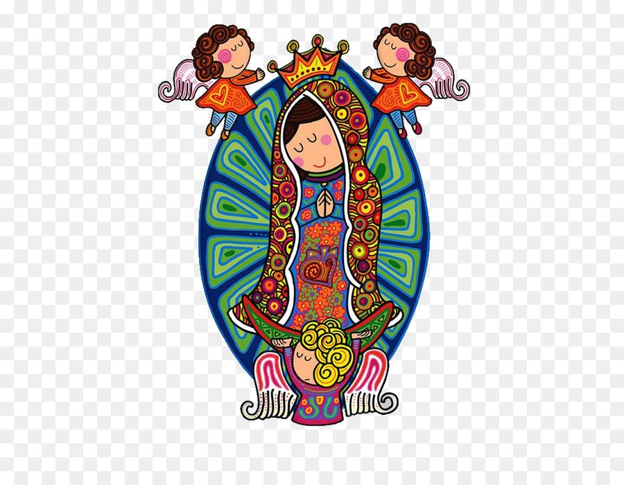 Descarga gratuita de Nuestra Señora De Guadalupe, Dibujo, Pintura imágenes PNG