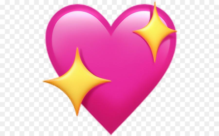 Descarga gratuita de Emoji, Corazón, Símbolo Imágen de Png