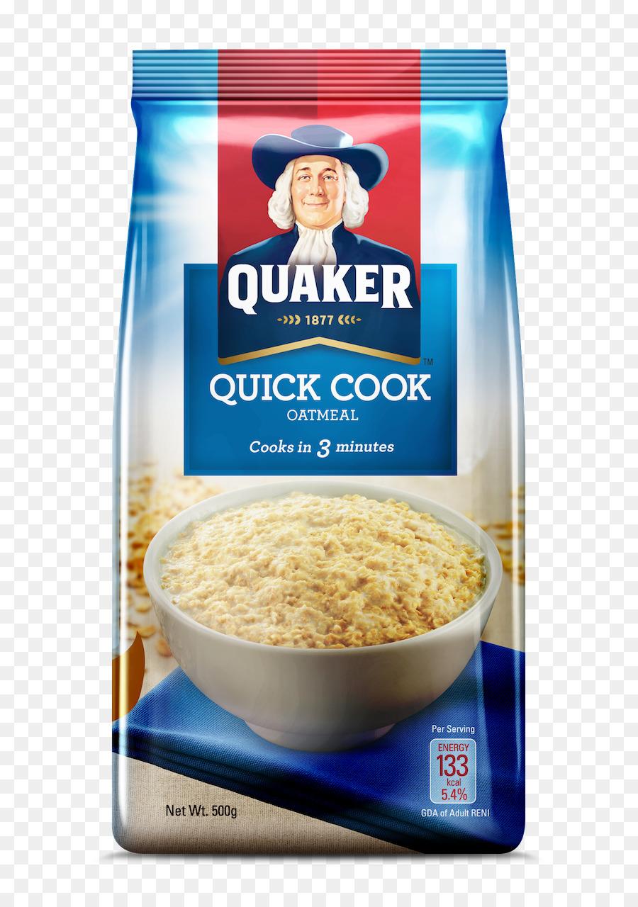 Descarga gratuita de La Harina De Avena, Los Cereales Para El Desayuno, Avena Quaker Instantánea Imágen de Png