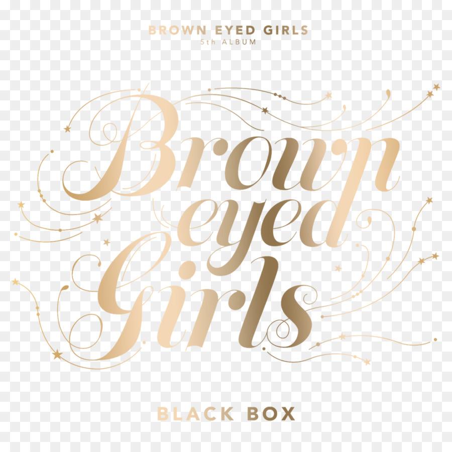 Descarga gratuita de Logotipo, Brown Eyed Girls, Caja Negra imágenes PNG