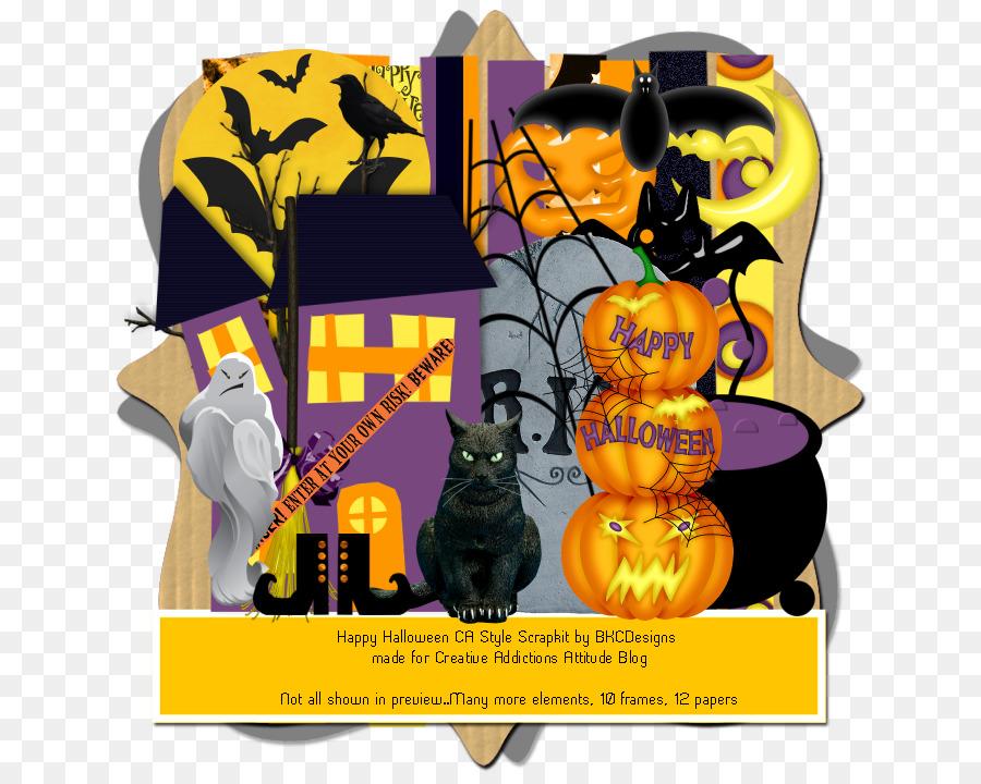 Descarga gratuita de Calabaza, Diseño Gráfico, De Halloween De La Serie De La Película Imágen de Png