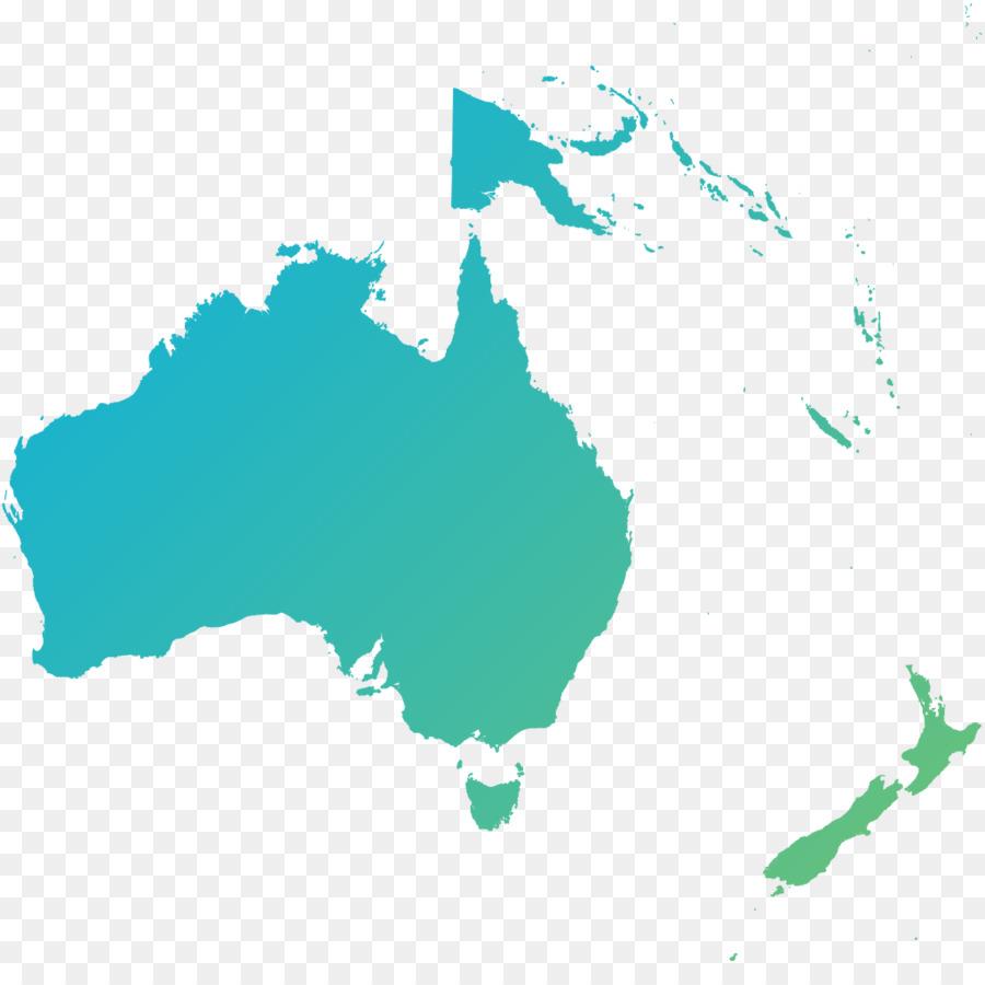 Descarga gratuita de Australia, Mapa Del Mundo, Mapa Imágen de Png