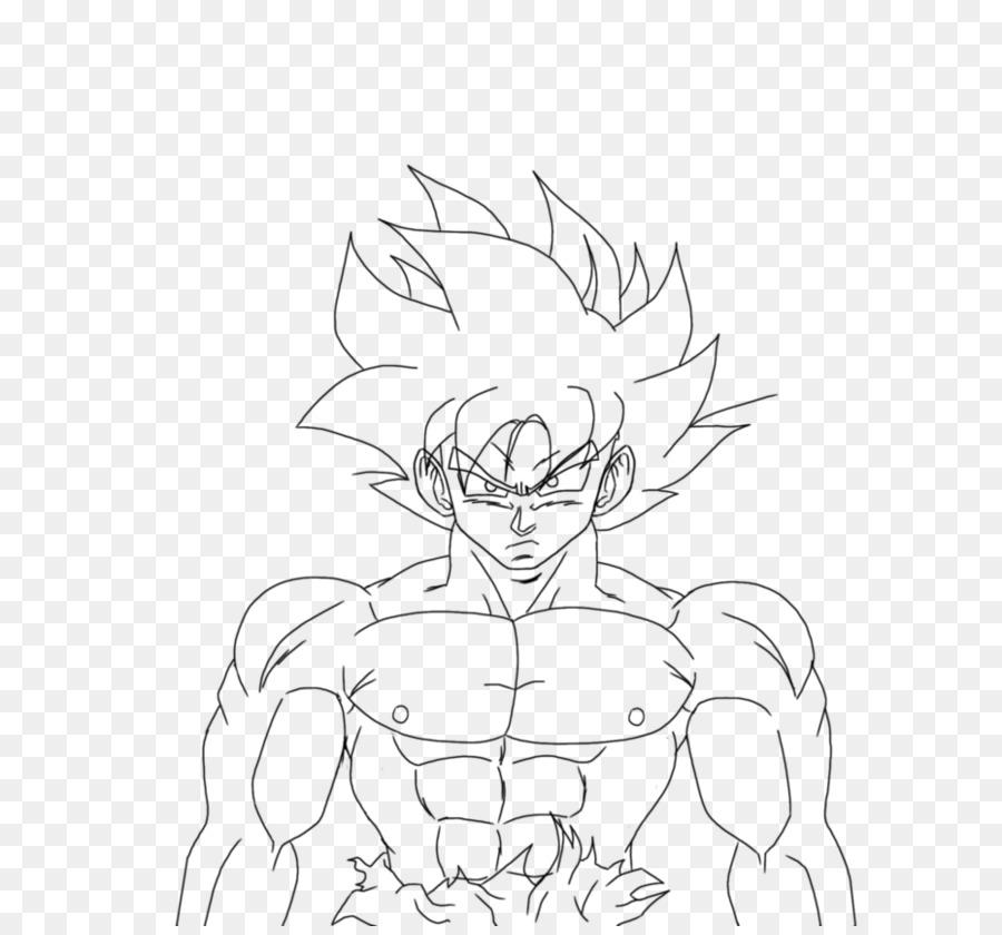 Descarga gratuita de Goku, Personaje, Blanco Imágen de Png