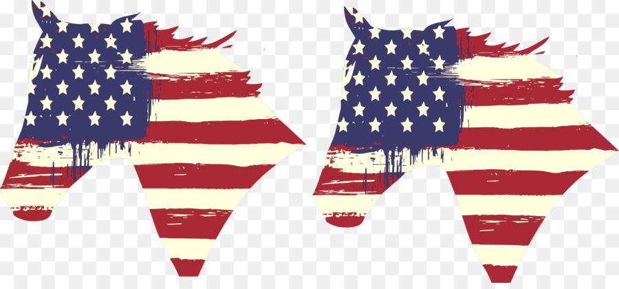 Descarga gratuita de Estados Unidos, Caballo, Bandera De Los Estados Unidos Imágen de Png