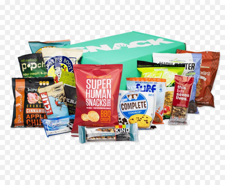 Merienda La Comida Chatarra Snackbox Alimentos Tenencias Imagen
