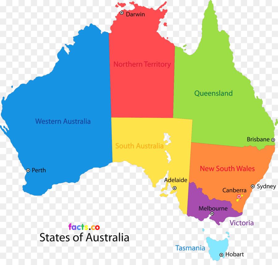 Descarga gratuita de Mapa Del Vector, Mapa, Australia Imágen de Png