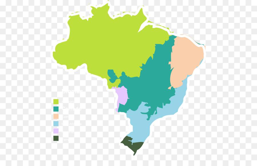 Descarga gratuita de Brasil, Mapa, Mapa Del Vector imágenes PNG