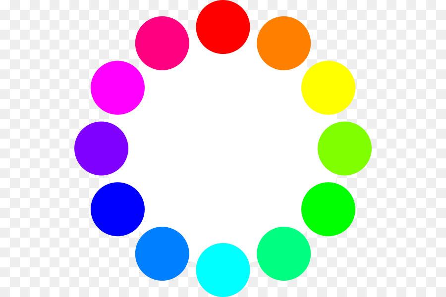 Descarga gratuita de Rueda De Color, Color, Colores Complementarios imágenes PNG
