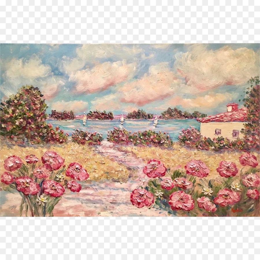 Descarga gratuita de Pintura, Pintura Acrílica, Familia De Las Rosas Imágen de Png