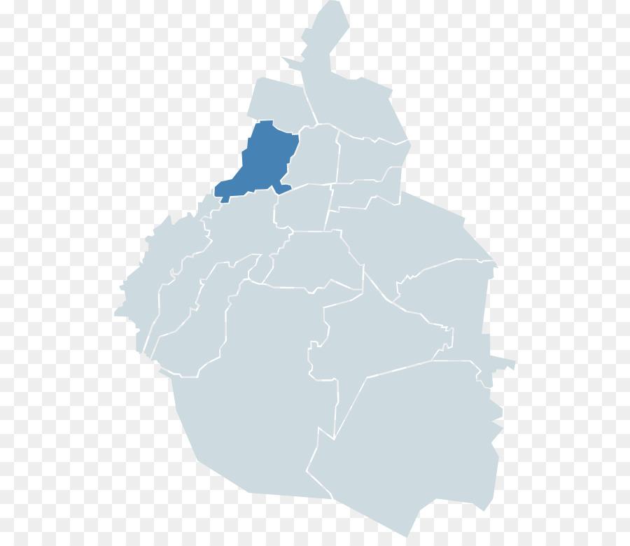 Descarga gratuita de Miguel Hidalgo, Azcapotzalco, Mapa Imágen de Png